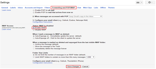 How to transfer Exchange Server Emails into Gmail Account