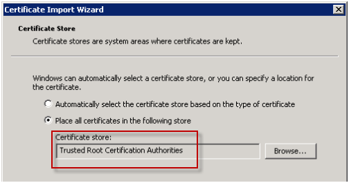 """Resolve Error """"The Certificate is Invalid for Exchange Server Usage"""""""